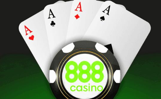 Casino 888: бездепозитный бонус за регистрацию на официальном сайте 888 казино
